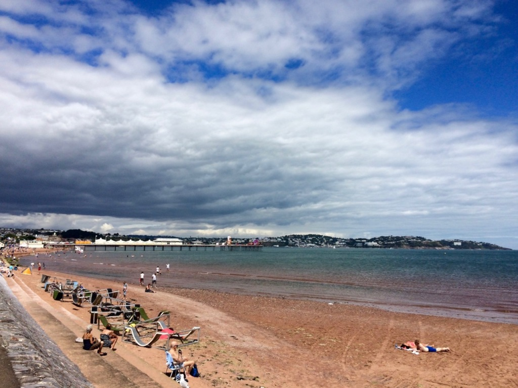 Paignton Beach, Devon
