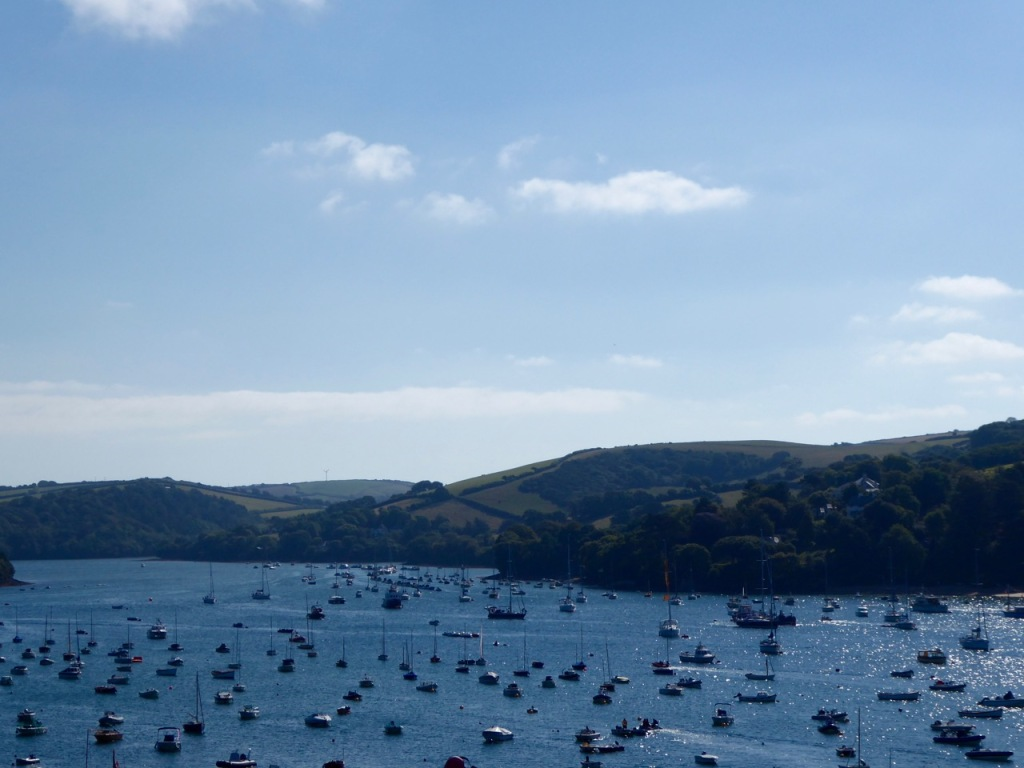 Kingsbridge Estuary from Salcombe