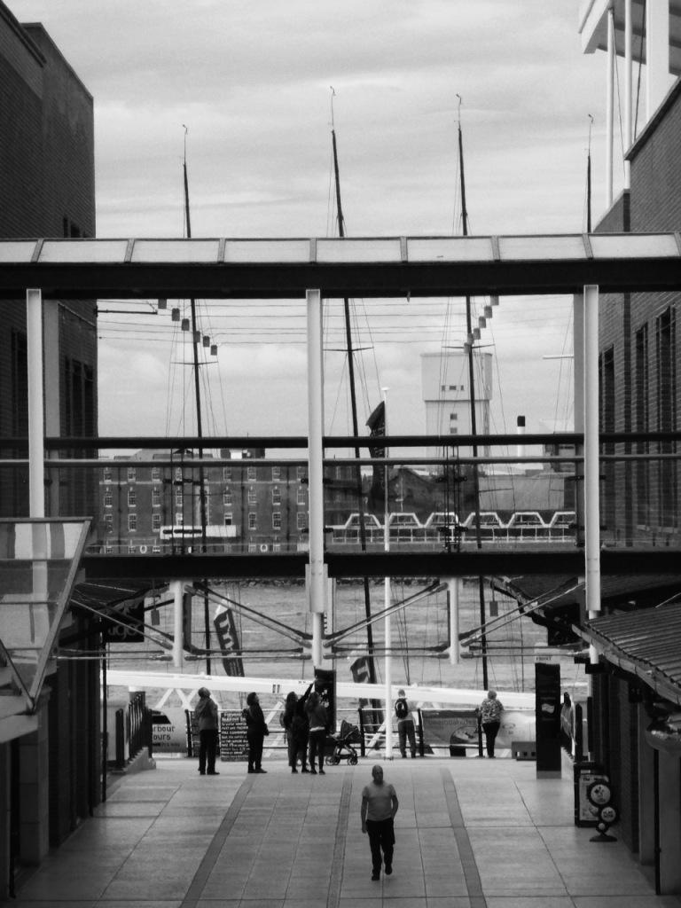 Gunwharf lines
