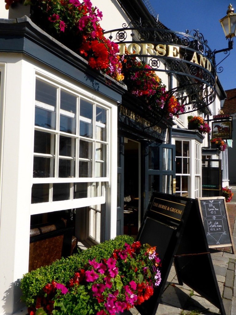 Horse & Groom Alresford
