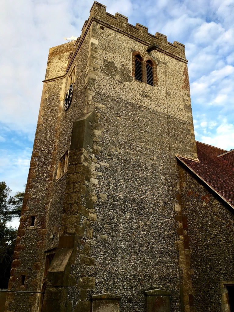 Droxford Church Tower