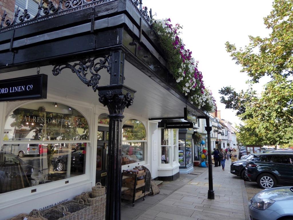 Alresford Linen Company Shop