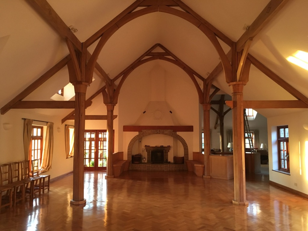 Krishnamurti Centre Dining Room