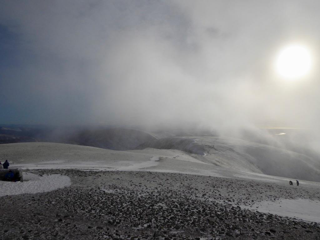 Helvellyn Plateau